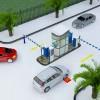 标准停车场